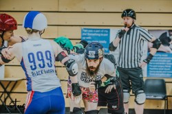 Lotus Photography UK Bournemouth British Roller Derby Championships Bristol vs Wales 14_