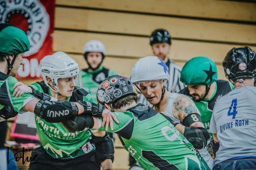 Lotus Photography UK Bournemouth British Roller Derby Championships Bristol vs Wales 26_