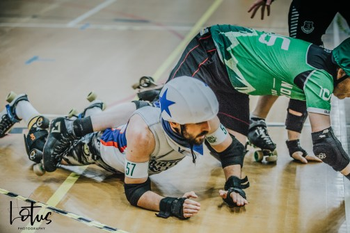 Lotus Photography UK Bournemouth British Roller Derby Championships Bristol vs Wales 44_