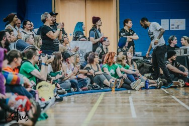 Lotus Photography UK Bournemouth British Roller Derby Championships Bristol vs Wales 62_