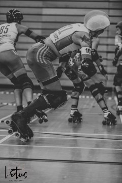 Lotus Photography UK Bournemouth British Roller Derby Championships Bristol vs Wales 73_