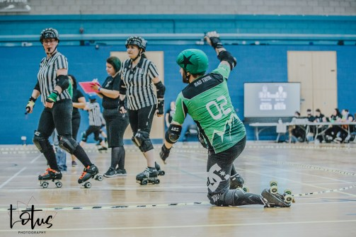 Lotus Photography UK Bournemouth British Roller Derby Championships Bristol vs Wales 94_