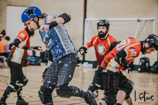 Dorset Knobs London Roller Derby Lotus Photography Bournemouth Dorset Sports Photography 23