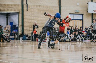 Dorset Knobs London Roller Derby Lotus Photography Bournemouth Dorset Sports Photography 49