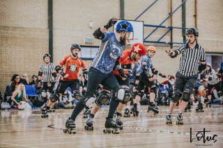 Dorset Knobs London Roller Derby Lotus Photography Bournemouth Dorset Sports Photography 52