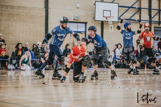 Dorset Knobs London Roller Derby Lotus Photography Bournemouth Dorset Sports Photography 57