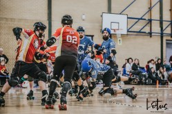 Dorset Knobs London Roller Derby Lotus Photography Bournemouth Dorset Sports Photography 58