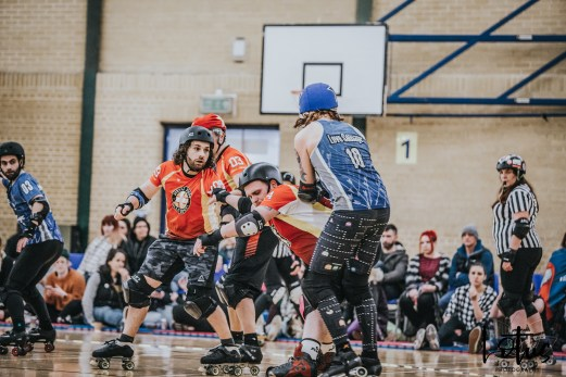 Dorset Knobs London Roller Derby Lotus Photography Bournemouth Dorset Sports Photography 66