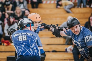Dorset Knobs London Roller Derby Lotus Photography Bournemouth Dorset Sports Photography 76