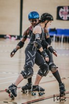 SWAT London Roller Derby Lotus Photography Bournemouth Dorset Sports Photography 1