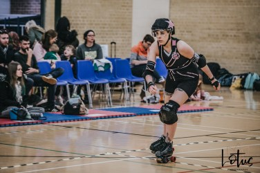 SWAT London Roller Derby Lotus Photography Bournemouth Dorset Sports Photography 10