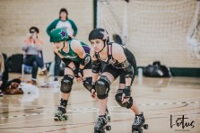 SWAT London Roller Derby Lotus Photography Bournemouth Dorset Sports Photography 108