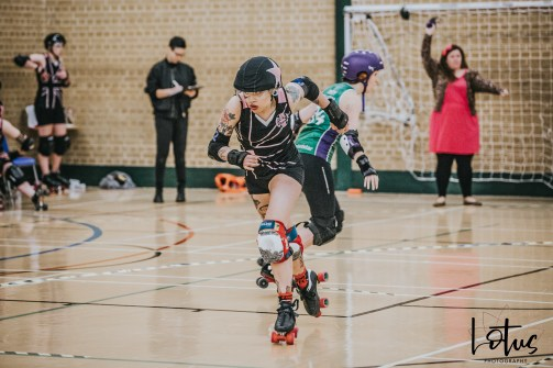 SWAT London Roller Derby Lotus Photography Bournemouth Dorset Sports Photography 117
