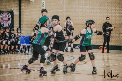 SWAT London Roller Derby Lotus Photography Bournemouth Dorset Sports Photography 120
