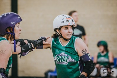 SWAT London Roller Derby Lotus Photography Bournemouth Dorset Sports Photography 123