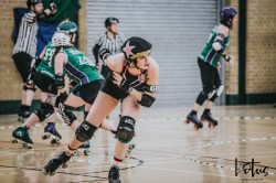 SWAT London Roller Derby Lotus Photography Bournemouth Dorset Sports Photography 126