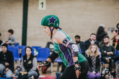 SWAT London Roller Derby Lotus Photography Bournemouth Dorset Sports Photography 14