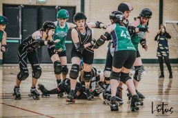 SWAT London Roller Derby Lotus Photography Bournemouth Dorset Sports Photography 141