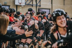 SWAT London Roller Derby Lotus Photography Bournemouth Dorset Sports Photography 150