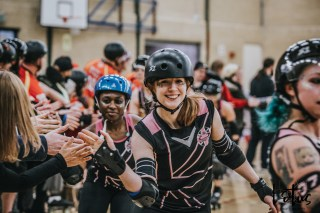 SWAT London Roller Derby Lotus Photography Bournemouth Dorset Sports Photography 156
