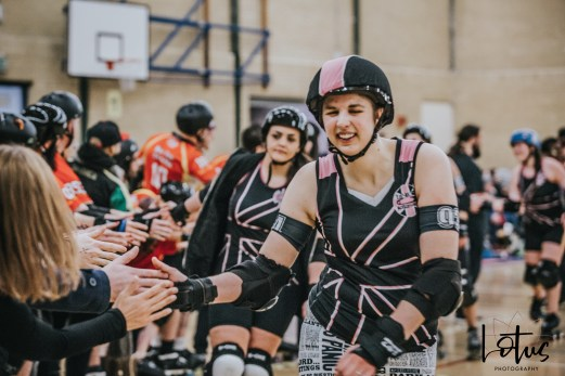 SWAT London Roller Derby Lotus Photography Bournemouth Dorset Sports Photography 158