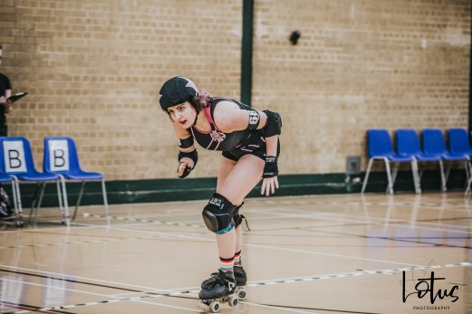 SWAT London Roller Derby Lotus Photography Bournemouth Dorset Sports Photography 25