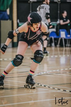 SWAT London Roller Derby Lotus Photography Bournemouth Dorset Sports Photography 44