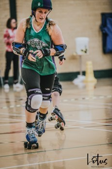 SWAT London Roller Derby Lotus Photography Bournemouth Dorset Sports Photography 46