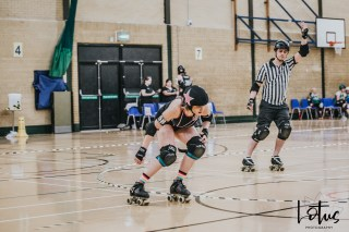 SWAT London Roller Derby Lotus Photography Bournemouth Dorset Sports Photography 53