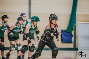 SWAT London Roller Derby Lotus Photography Bournemouth Dorset Sports Photography 81