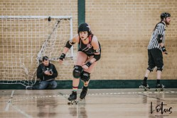 SWAT London Roller Derby Lotus Photography Bournemouth Dorset Sports Photography 83