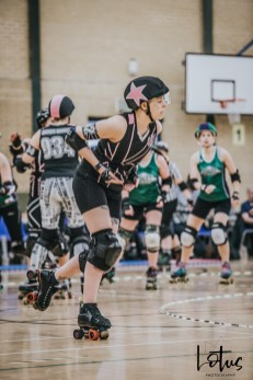 SWAT London Roller Derby Lotus Photography Bournemouth Dorset Sports Photography 87
