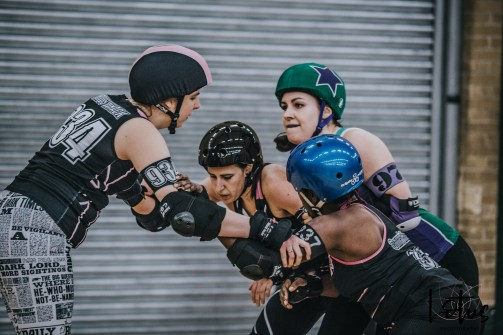SWAT London Roller Derby Lotus Photography Bournemouth Dorset Sports Photography 9