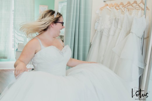 Lotus Photography Bournemouth Poole Dorset Hampshire Brides With Curves Emma Kay MUA Dress Fitting 20190804 132