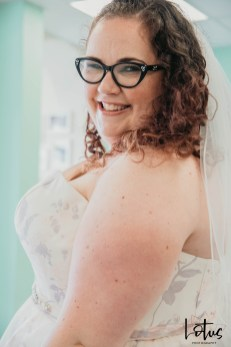 Lotus Photography Bournemouth Poole Dorset Hampshire Brides With Curves Emma Kay MUA Dress Fitting 20190804 155