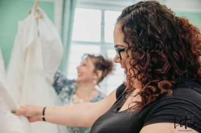 Lotus Photography Bournemouth Poole Dorset Hampshire Brides With Curves Emma Kay MUA Dress Fitting 20190804 47