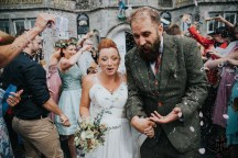Lotus Photography UK 20190831 Jen & Ad Wedding Tintagel Cornwall Festival Wedding Tipi 147