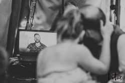 Lotus Photography UK 20190831 Jen & Ad Wedding Tintagel Cornwall Festival Wedding Tipi 382