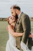 Lotus Photography UK 20190831 Jen & Ad Wedding Tintagel Cornwall Festival Wedding Tipi 494