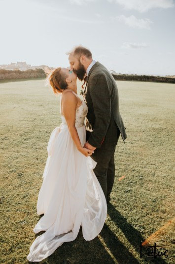 Lotus Photography UK 20190831 Jen & Ad Wedding Tintagel Cornwall Festival Wedding Tipi 503