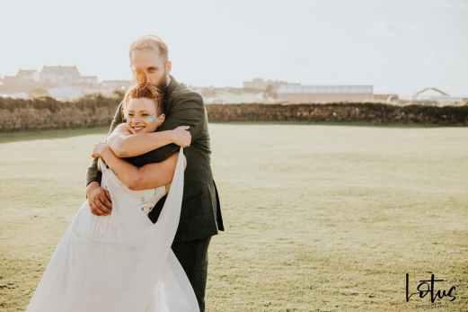 Lotus Photography UK 20190831 Jen & Ad Wedding Tintagel Cornwall Festival Wedding Tipi 509