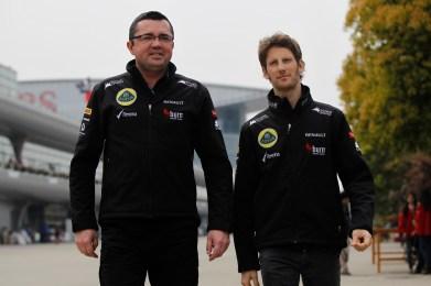 2013 Chinese Grand Prix - Thursday