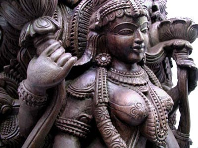 Lakshmi, Goddess of Wealth