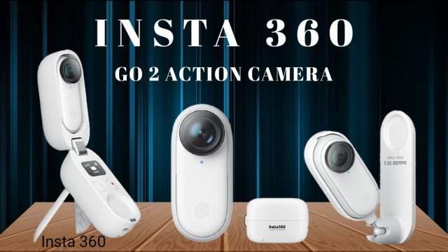 insta 360 go 2 camera