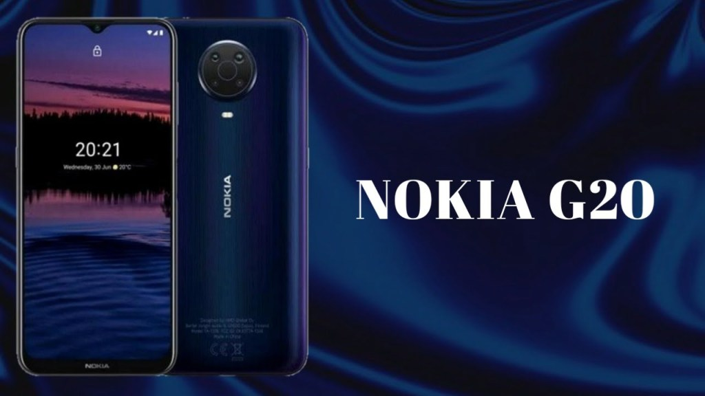 Nokia G20 arrives in India