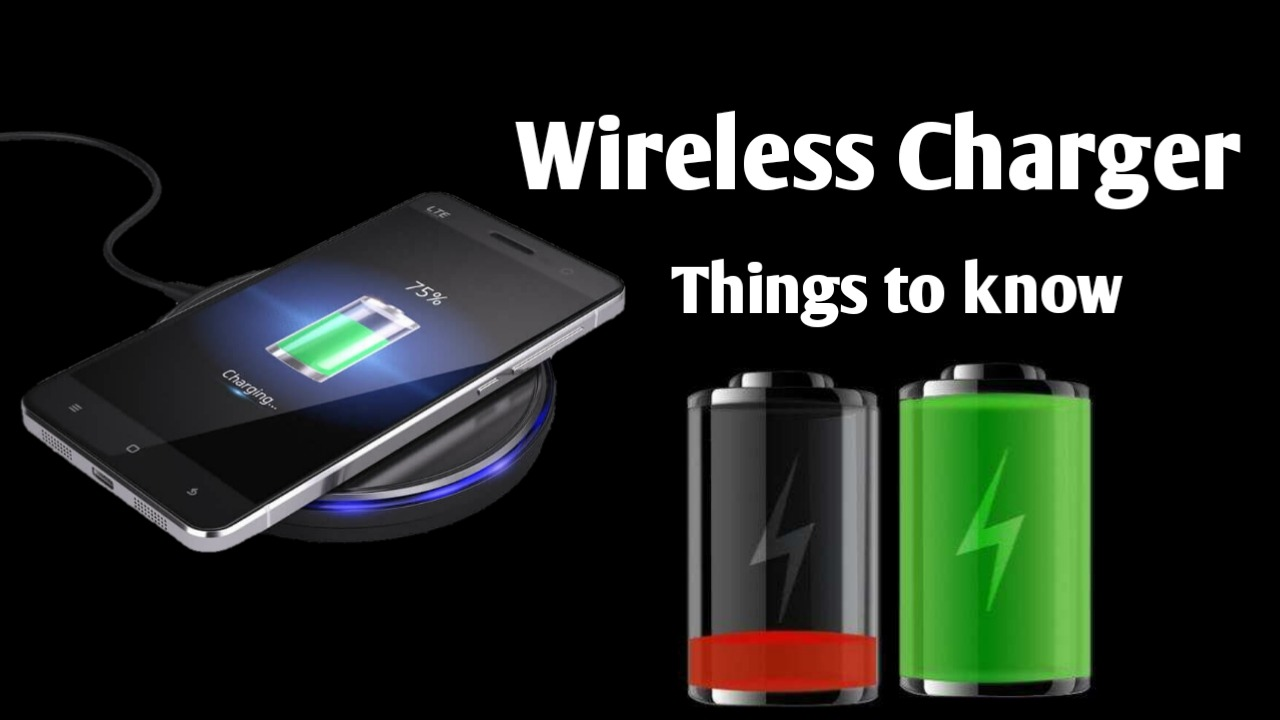 Will the wireless charger damage the phone battery?