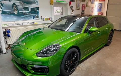 Porsche Panamera Sportturismo Turbo S