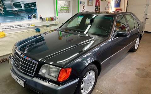 Mercedes SE 600