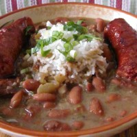 New Orleans Red Beans & Rice