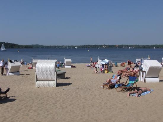 Onde ir à praia em Berlim?